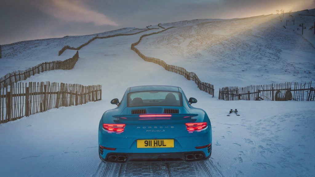 Porsche 911 Turbo S King Of The Hill