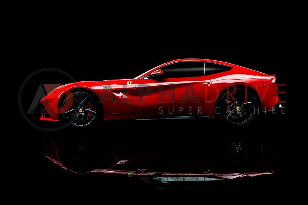 Ferrari F12 Berlinetta Storage