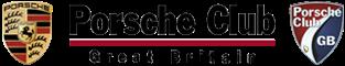 Porsche Club GB Logo PCGB