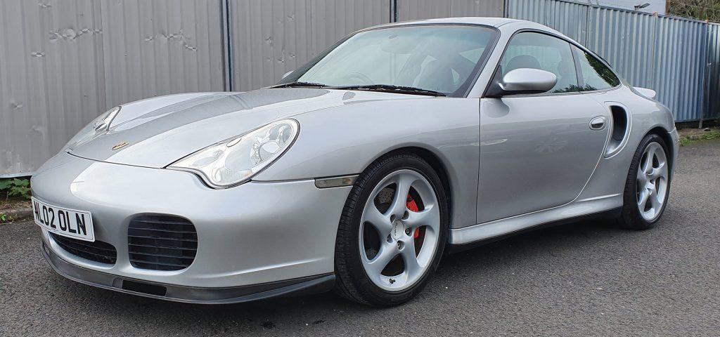 Porsche 911 996 Concours Condition