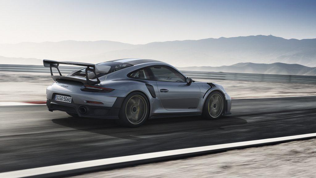 Porsche 911 GT2 RS HD Desktop Wallpaper
