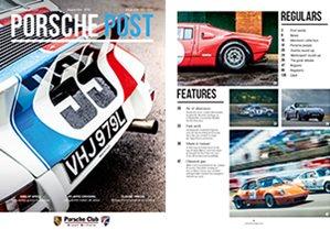 Porsche Club GB Porsche Post September