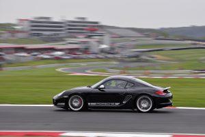 Porsche Club Trackdays