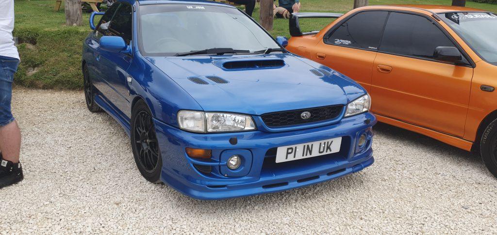 Subaru P1 Caffeine and Machine Car Photos