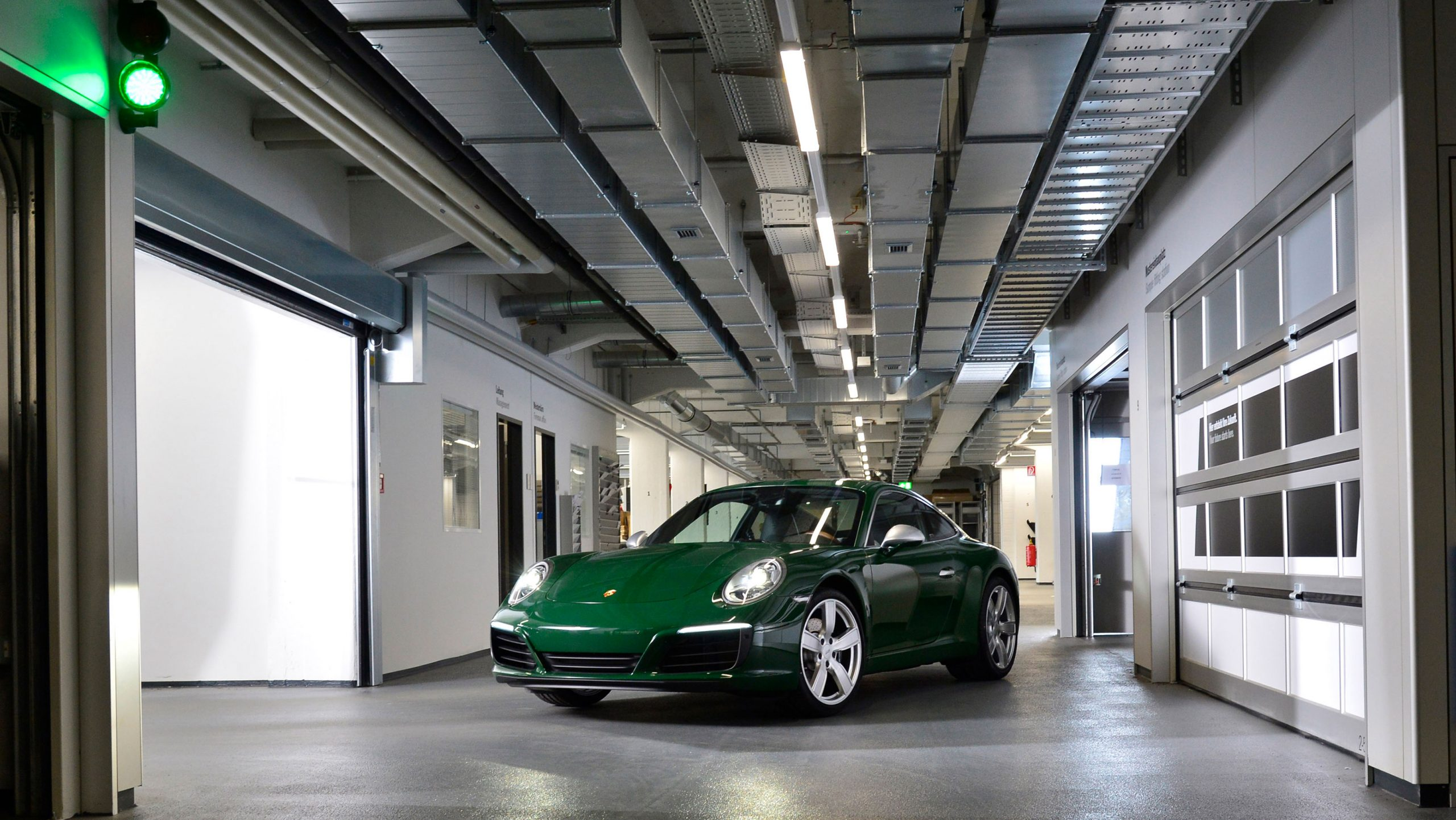 Porsche 1 million build