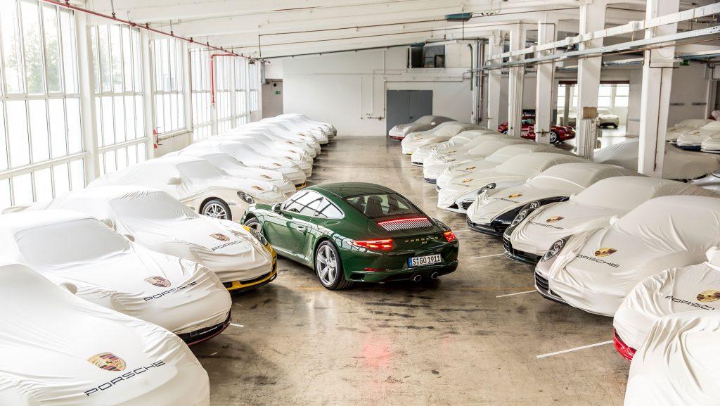 Porsche 1 million build special car (4)