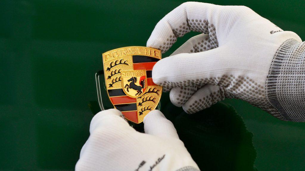 Porsche 1 million build special car (5)