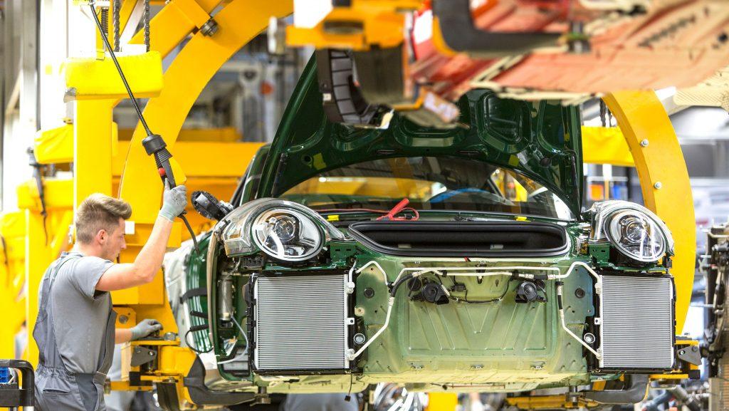 Porsche 1 million build stages (10)