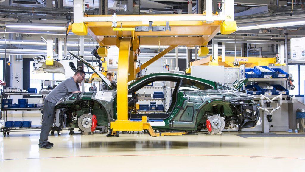 Porsche 1 million build stages (12)