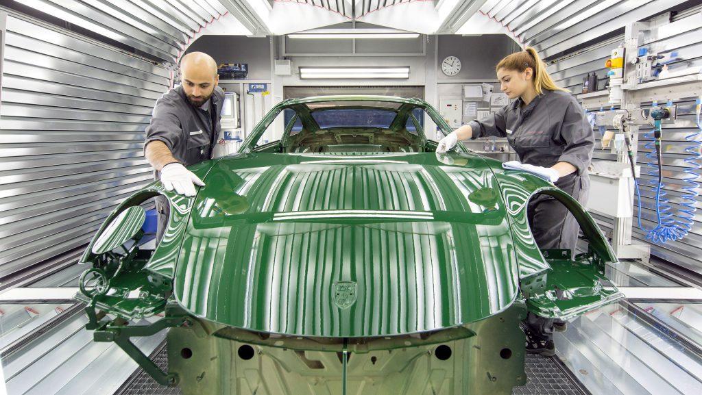 Porsche 1 million build stages (4)