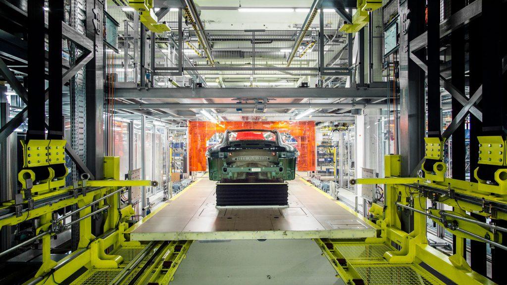 Porsche 1 million build stages (6)