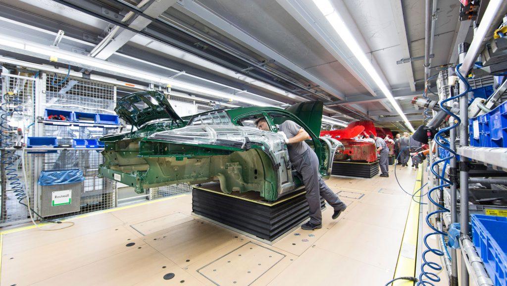Porsche 1 million build stages (7)
