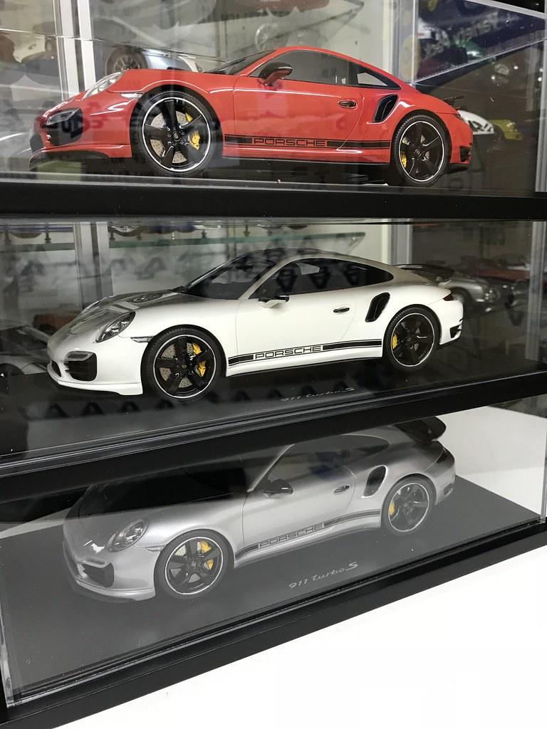 Porsche 911 GB Edition collectors model
