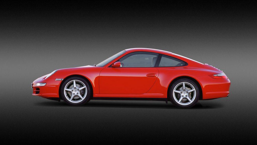 Porsche 911 Carrera 3,6 Coupé from 2004