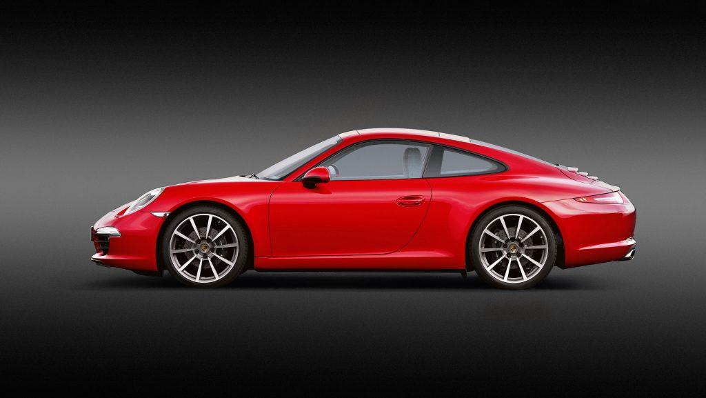 Porsche 911 Carrera 3,4 Coupé from 2011
