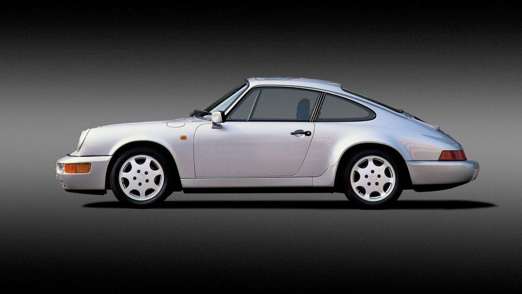 Porsche 911 Carrera 4 3,6 Coupé from 1989