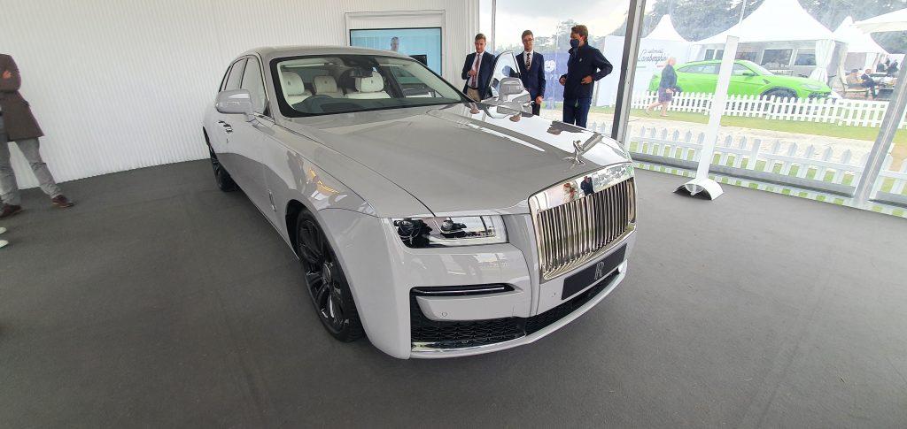Salon Prive 2020 Car Photos