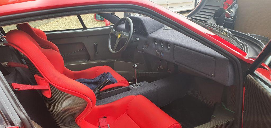 Salon Prive 2020 Ferrari F40
