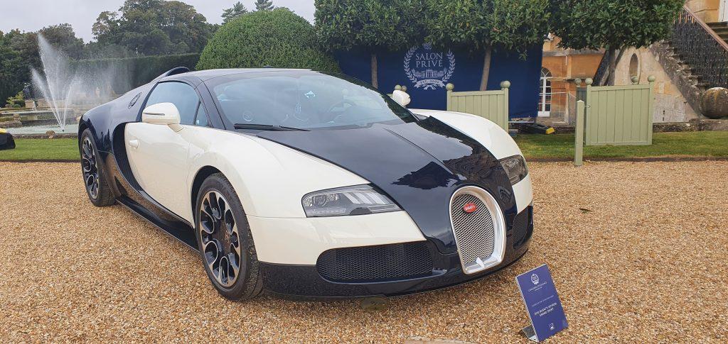 Salon Privé Bugatti