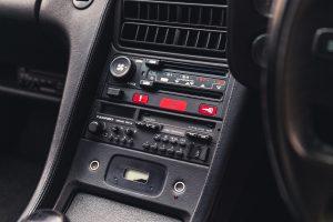 LOT NO. 203 - 1988 PORSCHE 928 SE interior