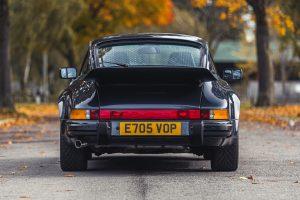 LOT NO. 448 - 1988 PORSCHE 911 CARRERA 3.2 SPORT rear