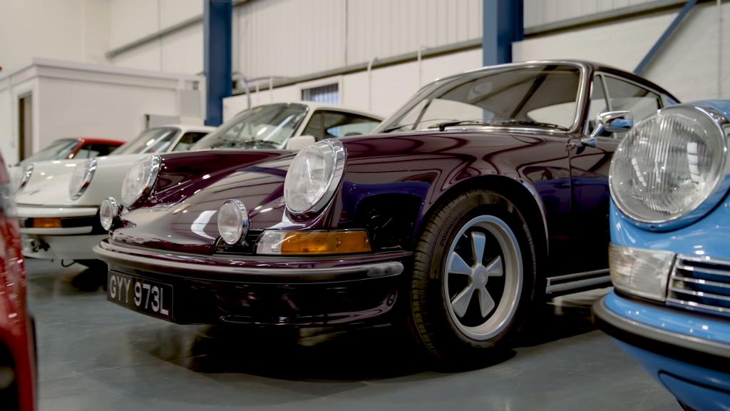 Chris Harris introduces The Leonard Collection 1973 Porsche 911 2.7 RS