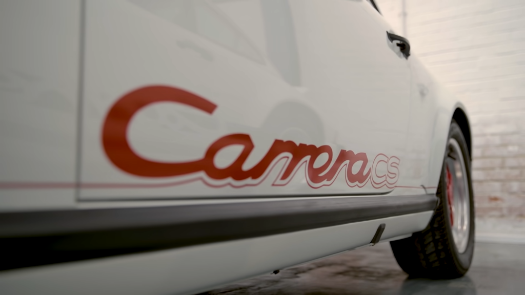 Chris Harris introduces The Leonard Collection 911 Carrera 3.2 Club Sport