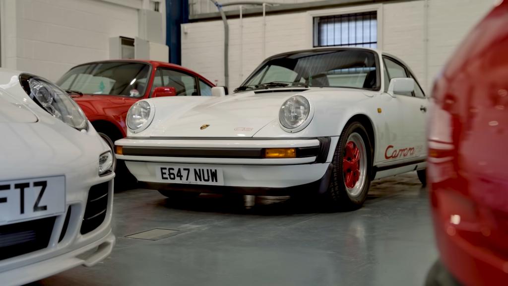Chris Harris introduces The Leonard Collection Porsche 911 Club Sport For Sale
