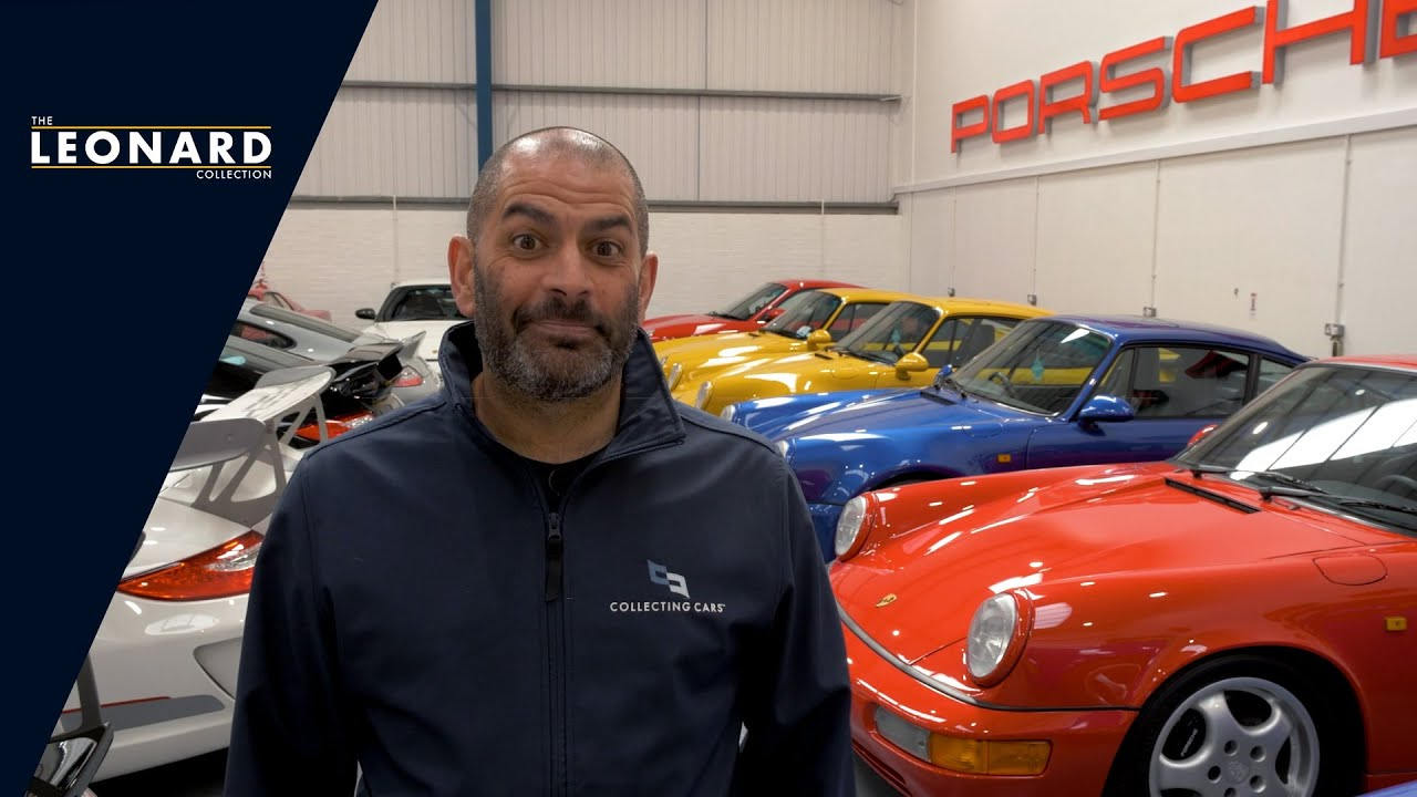 The Leonard Collection For Sale on Collecting Cars